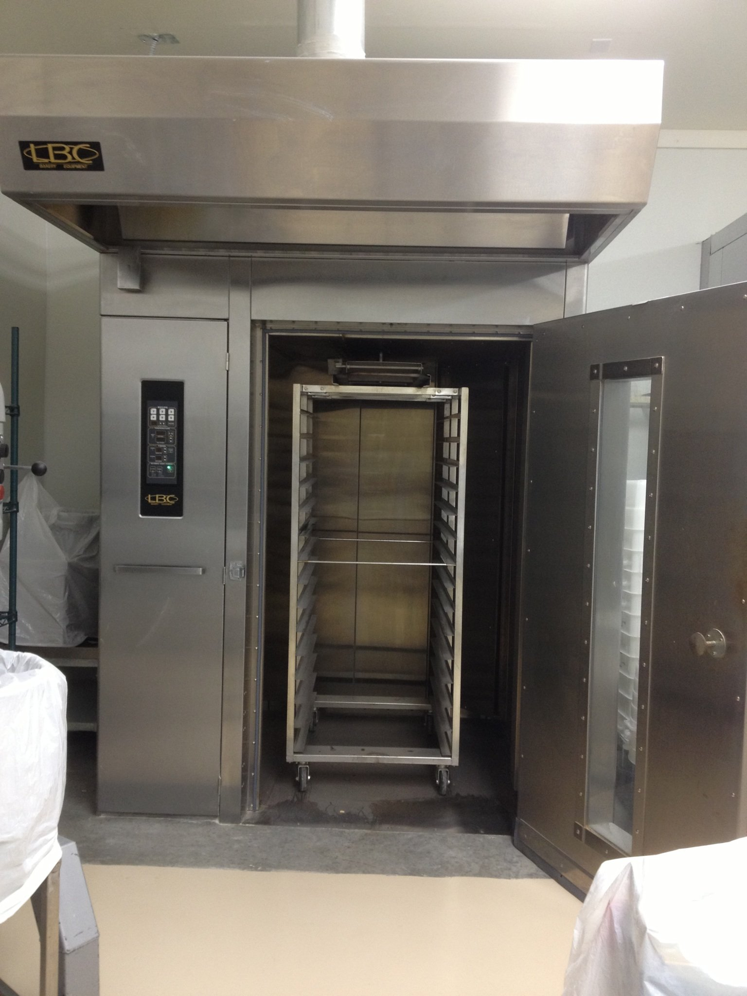 Donuts Ovens Bakery Production Equipment Inc
